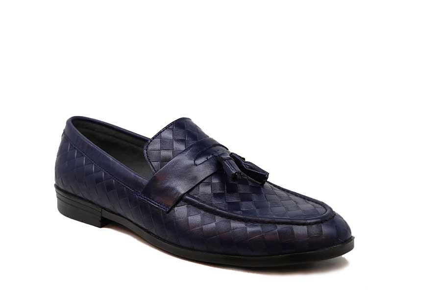 کفش چرم طبیعی مردانه رسمی مدل Antler