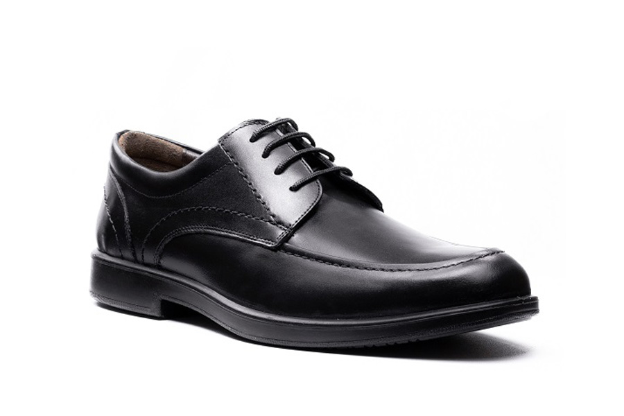 کفش چرم  طبیعی  مردانه  کلاسیک  بنددار ارک