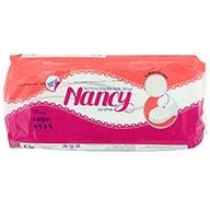 نوار بهداشتی بالدار بزرگ نانسی