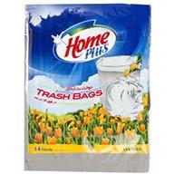 کیسه زباله  متوسط هوم پلاس * ۱۴