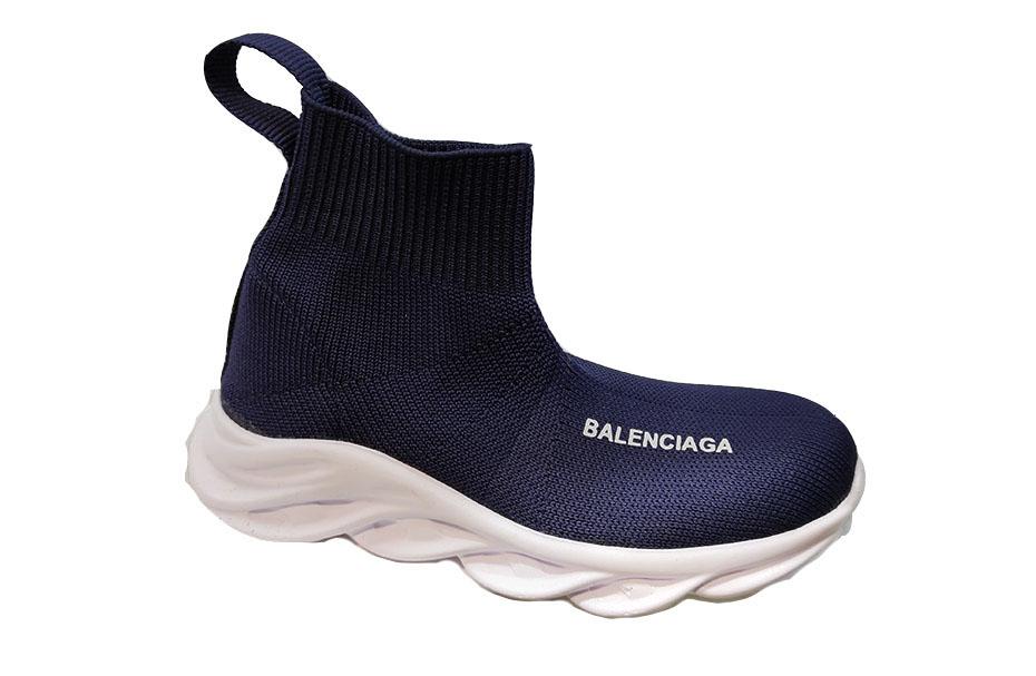 کفش کتونی بچه گانه جورابی  مدل Balenciaga  کد269