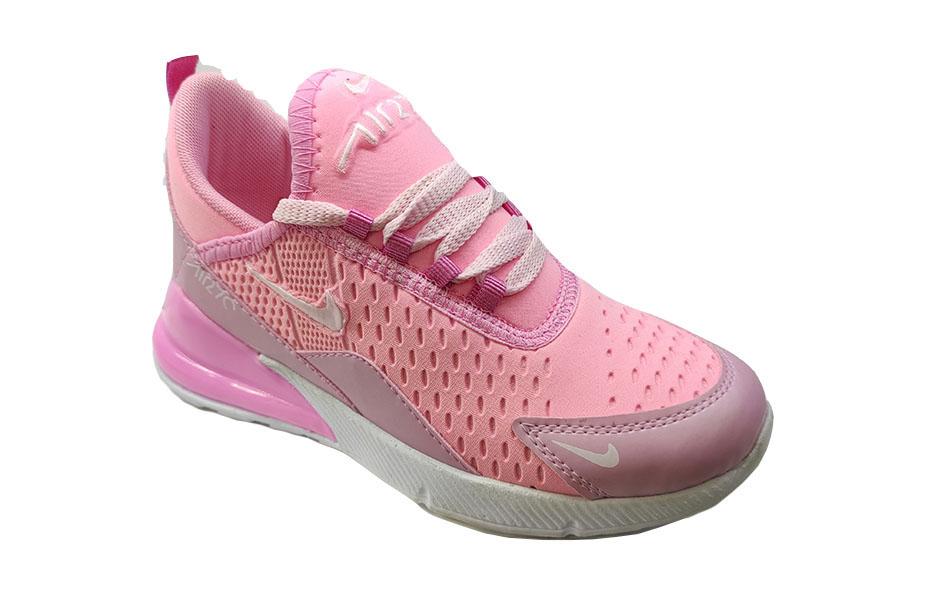 کفش  اسپرت جورابی  دخترانه نایک 27 درجه Nike  کد270