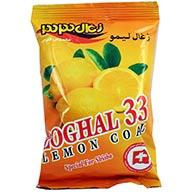 زغال قلیان لیمو یک بسته