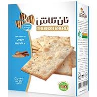 نان سوخاری رژیمی سبوس و دارچین