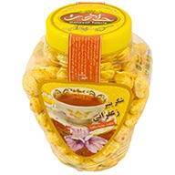 شکرپنیر زعفرانی گلپاره