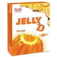 پودر ژله پرتقال دراژه