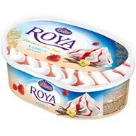 بستنی خانواده ظرفی وانیلی میهن
