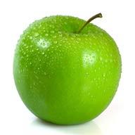 سیب سبز فرانسوی لوکس ( یک عدد)