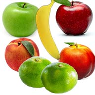 سینی چند میوه