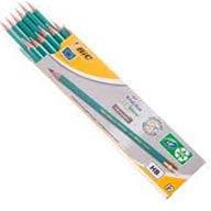 جعبه 12 عددی مداد بیک HB