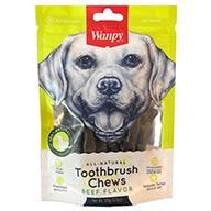 تشویقی سگ wanpy جرمگیر دندان
