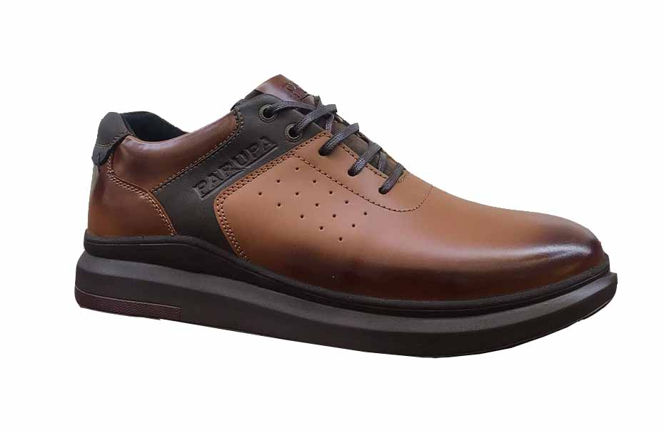 کفش راحتی مردانه تمام  چرم  کد 110