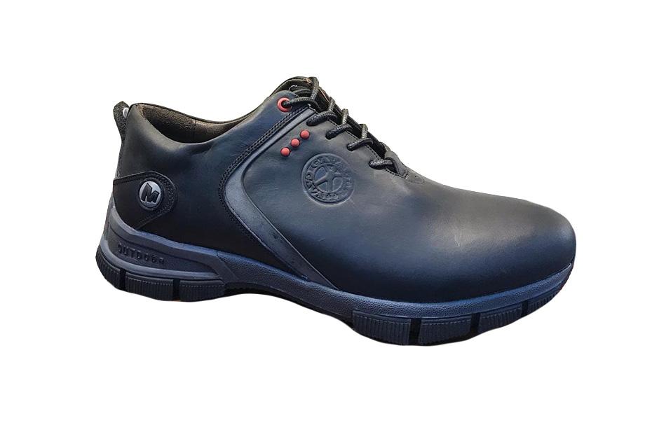 کفش اسپرت مردانه چرم طبیعی  کد 110