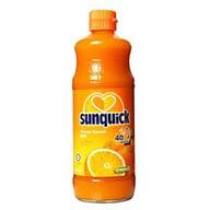 شربت پرتقال سان کوییک