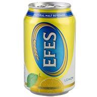 ماءالشعیر لیمو  EFES