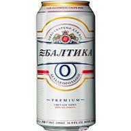آبجو بدون الکل بالتیکا
