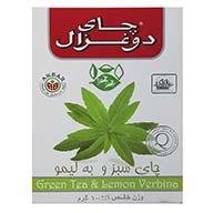 چای سبز و به لیمو  دوغزال