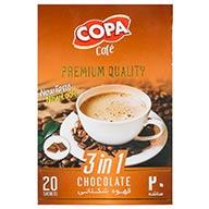 قهوه شکلاتی 20 عددی کوپا