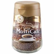 قهوه گلد شیشه ای مولتی کافه