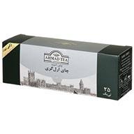 چای کیسه ای ارل گری احمد
