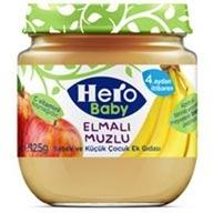 غذای مکمل کودک با طعم موز و سیب ۱۲۵ گرم