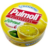 آبنیات آلمانی بدون قند pulmoll  لیمو