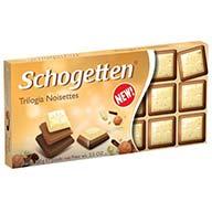 شکلات شگوتن طلایی سه لایه