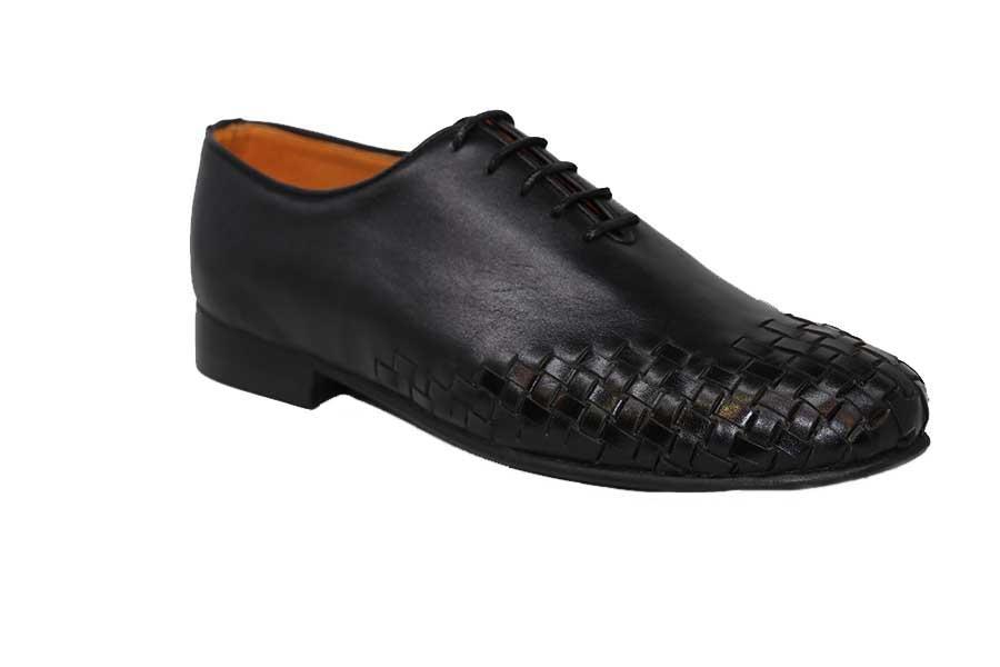 کفش چرم طبیعی مردانه مجلسی  مدل Dolce & Gabbana