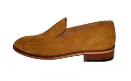 کفش چرم طبیعی مردانه کالج Fit