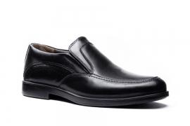 کفش چرم طبیعی مردانه کلاسیک کشی ارک