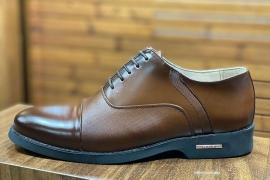 کفش مردانه چرم  طبیعی کلاسیک  کد021