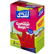 کیسه زباله متوسط آسان گره لندی