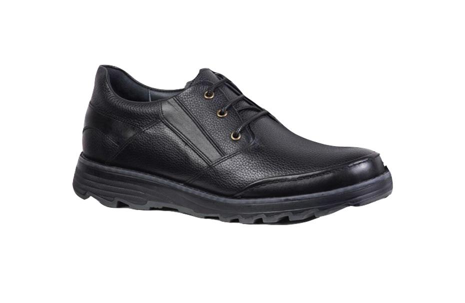 کفش اسپرت مردانه چرم طبیعی مادو تبریز کد 223