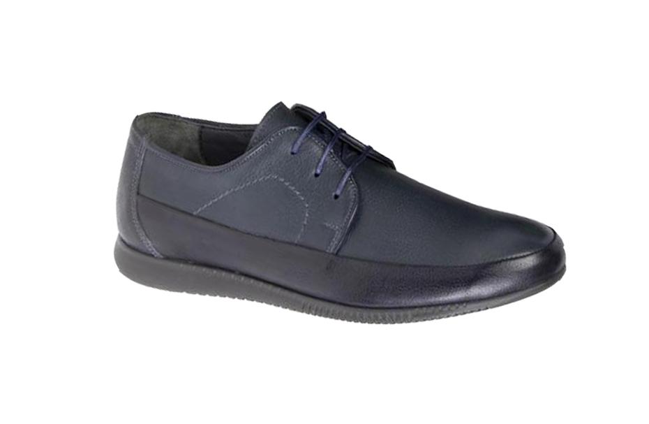 کفش مجلسی مردانه چرم طبیعی مادو تبریز کد 225
