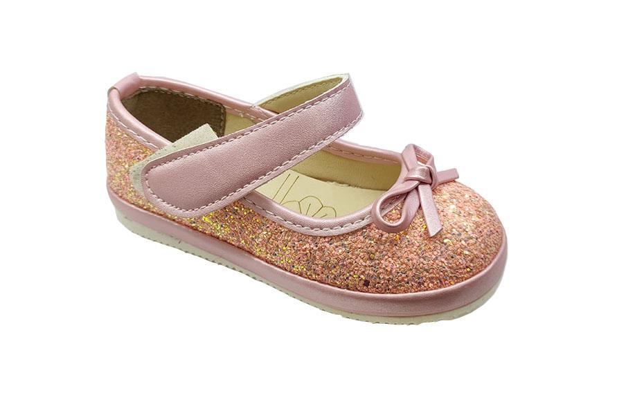 کفش مجلسی عروسکی دخترانه   کد 287