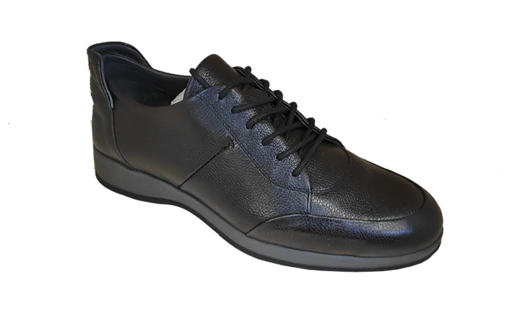کفش مجلسی مردانه چرم طبیعی گاوی تبریز کد 285
