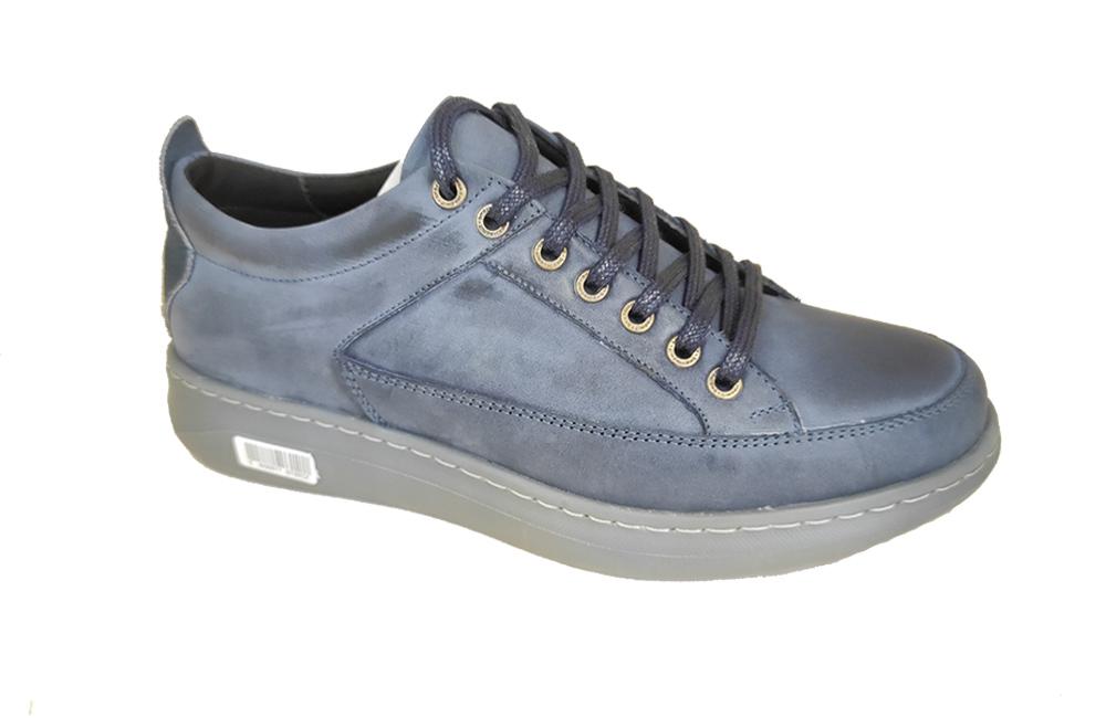کفش اسپرت  مردانه  چرم طبیعی گاوی کد 295