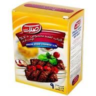 کباب لقمه مخصوص ۷۰٪ گوشت صدک