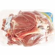 نیم شقه گوسفندی گرم 5  کیلو