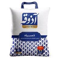 برنج طارم ممتاز معطر 5 کیلو آذوقه