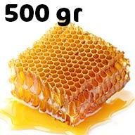 عسل موم دار محلی اعلا  ۵۰۰  گرم