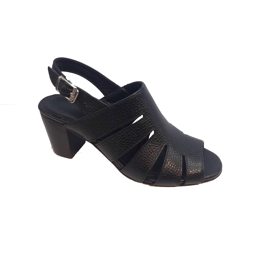 کفش تابستانی زنانه چرم طبیعی  تبریز کد 418