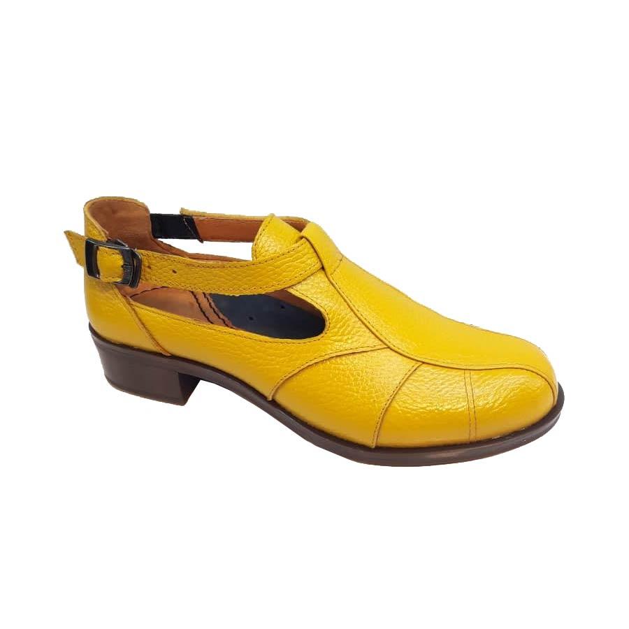 کفش مجلسی  زنانه  چرم طبیعی تبریز کد 412