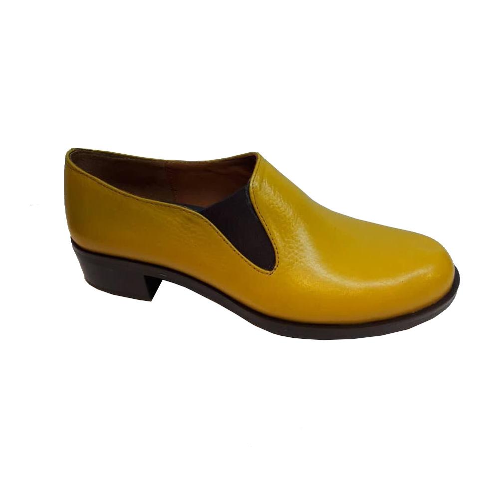 کفش مجلسی  زنانه  چرم طبیعی تبریز کد 403