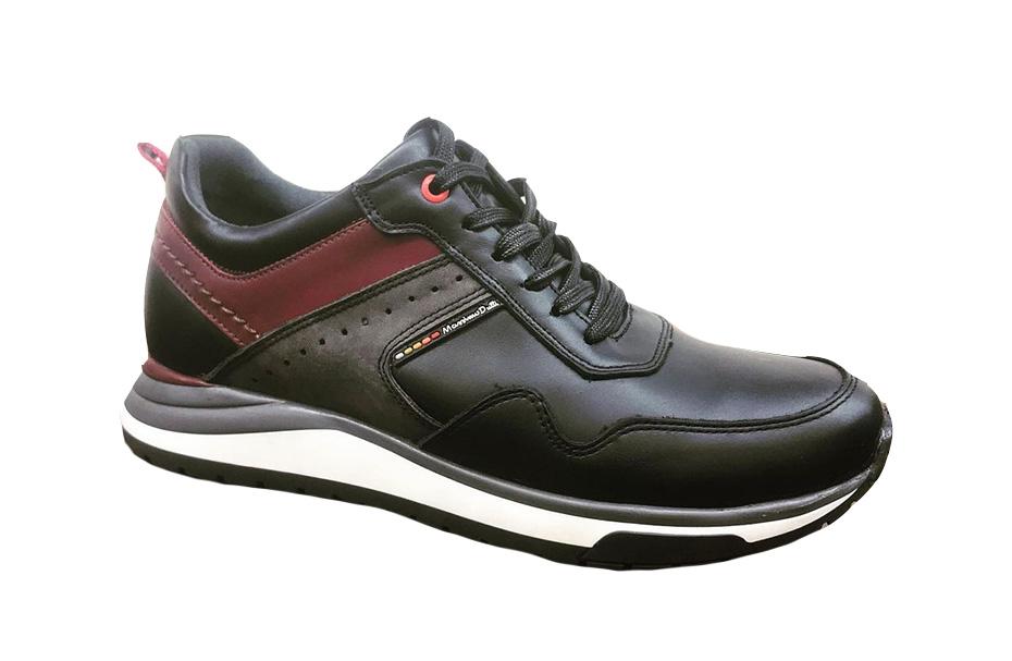 کفش اسپرت مردانه چرم طبیعی  کد 1019