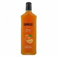 شربت پرتقال شیشه ای شادلی