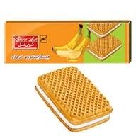 بیسکویت  کرمدار موز  شیرین عسل