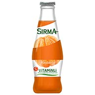 نوشابه گازدار نارنگی  sirma