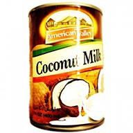 شیر نارگیل  امریکن والی