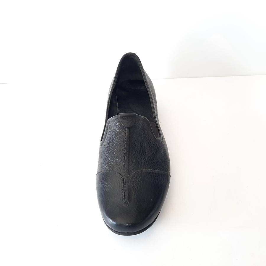 کفش زنانه مجلسی چرم طبیعی دست دوز تبریز کد 025
